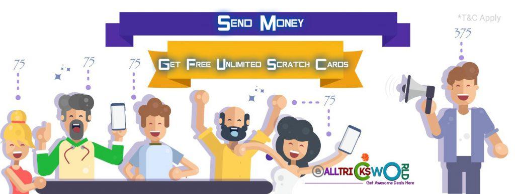 Phonepe scratch card offer