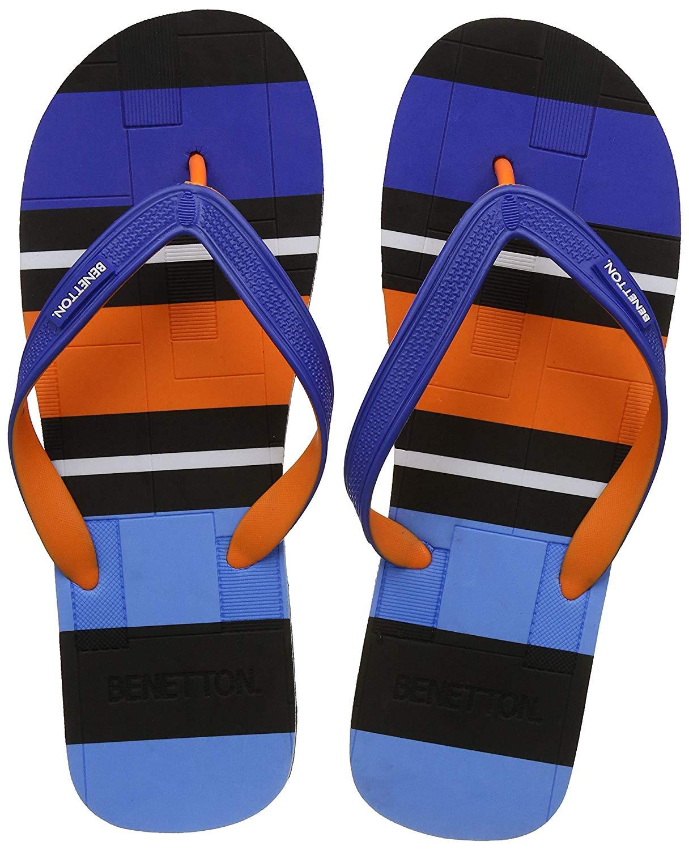 a638cd2c7006eb United Colors of Benetton Men s Flip-Flops