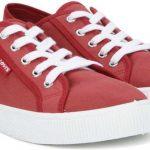 Malibu Sneakers For Men (Red)