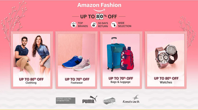 Amazon Fashion Offers