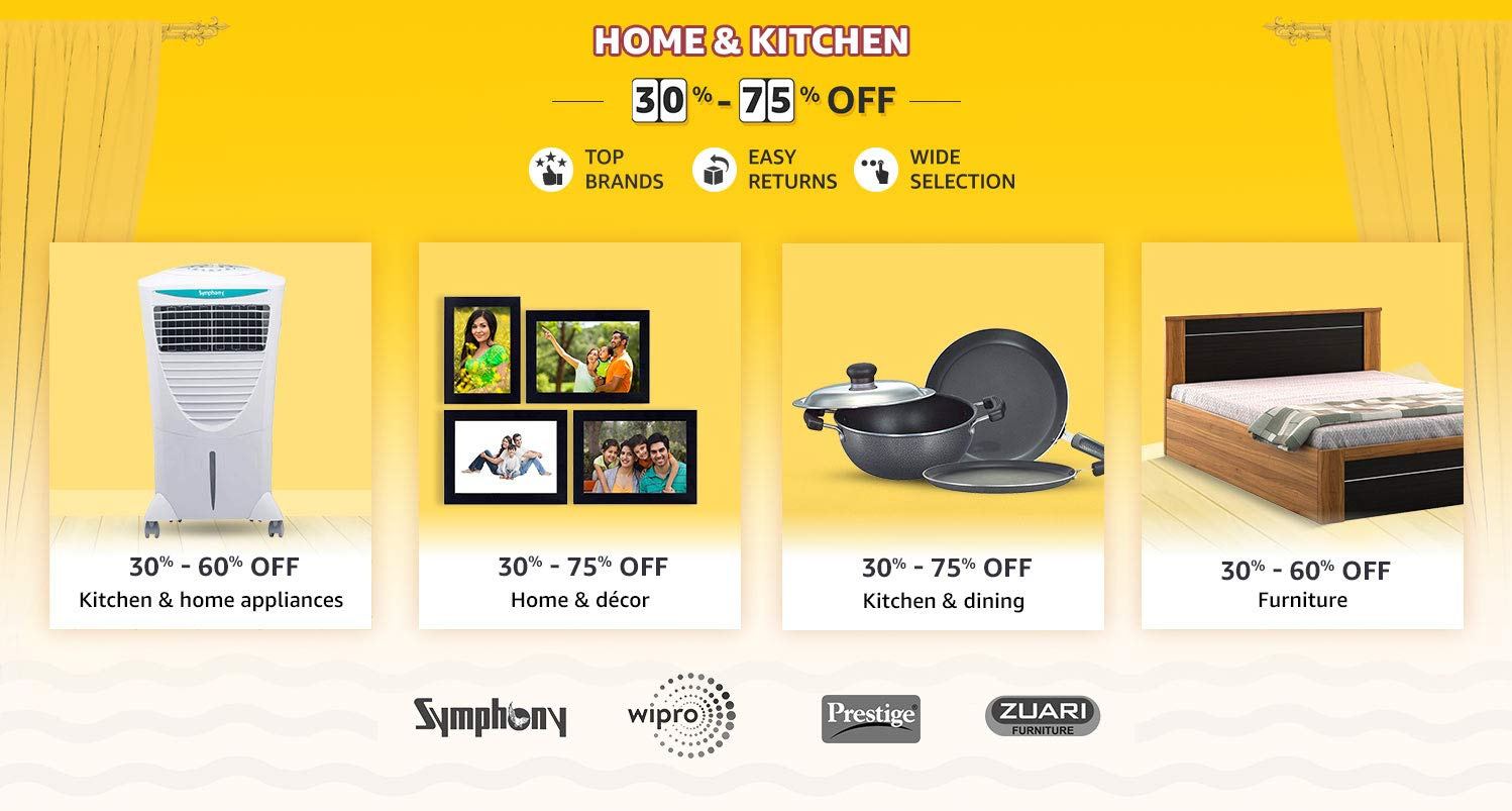 Amazon Home & Kitechen Offers