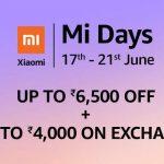 Xiaomi Mi Days