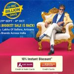 Flipkart The Big Billion Days