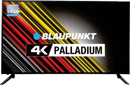 Blaupunkt 140cm (55 inch) Ultra HD (4K) LED Smart TV