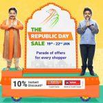 Flipkart The Republic Day Sale