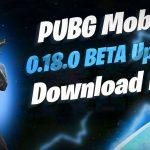 Pubg Beta Update