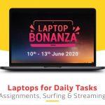 Flipkart Laptop Bonanza Sales